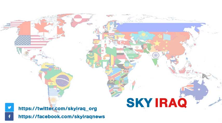 القاء منشورات من قبل الطيران العراقي تحدد المناطق الامنه لخروج المدنيين من الموصل